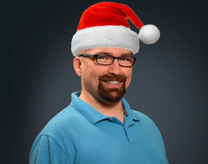 Jeffery Grantham - IT Systems Administrator