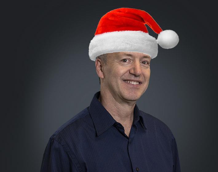 Jim Burrell - Director of IT