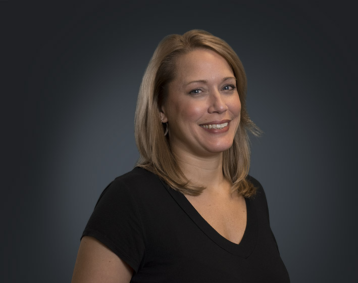 Angie Crawford - Senior Media Coordinator