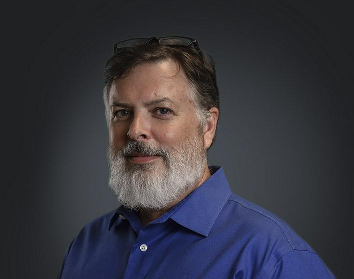 Chuck Bradford - Creative Director